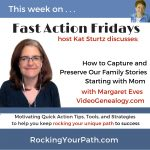 fast action fridays with guest margaret eves
