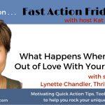 Fast Action Fridays guest Lynette Chandler