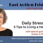 FAF Cheryl Meyer Stress Busters episode image