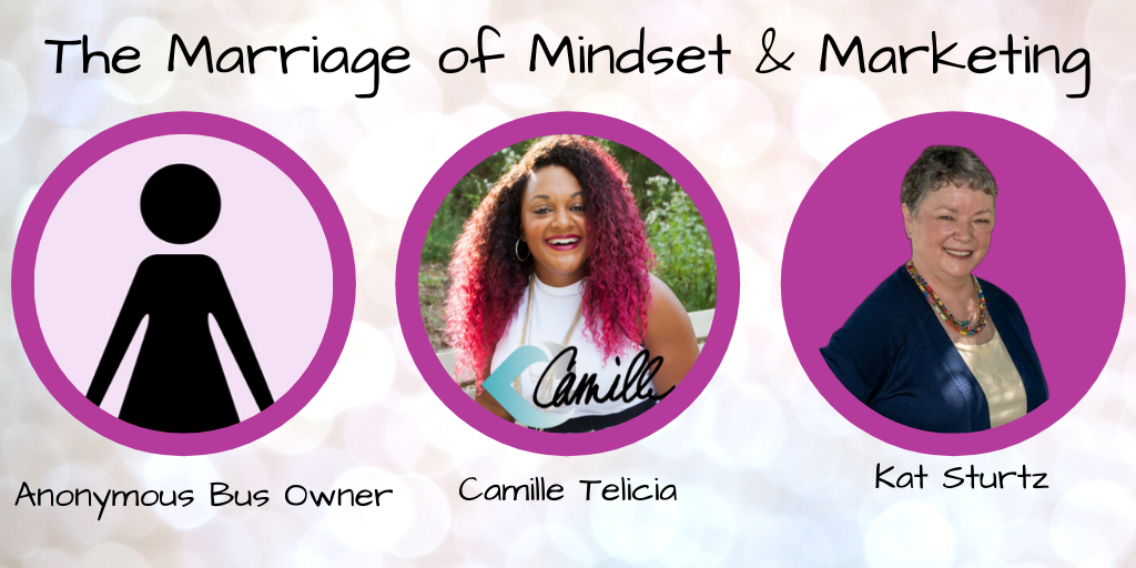 Kimberley Wiggins Episode 58 Marriage Of Mindset Marketing Aired OCT030 2019