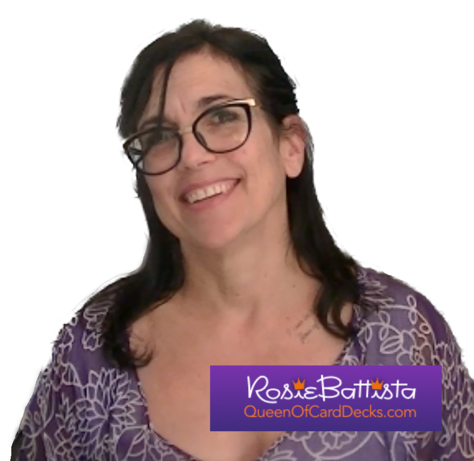 Fast Action Fridays guest Rosie Battista