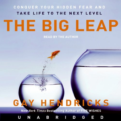 Book cover The Big Leap by Gay Hendricks