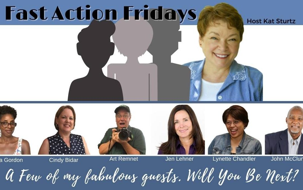 Fast Action Fridays Guest Information Form