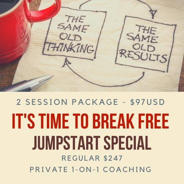 Jumpstart Private Coaching Special