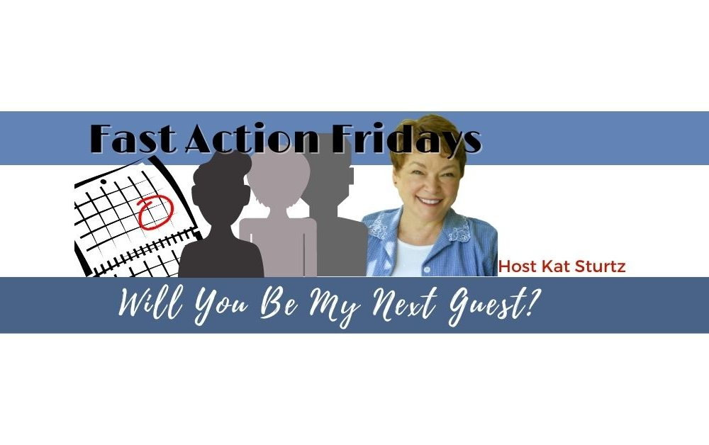 Fast Action Fridays: Our Story and Guest Speaker Open Invitation