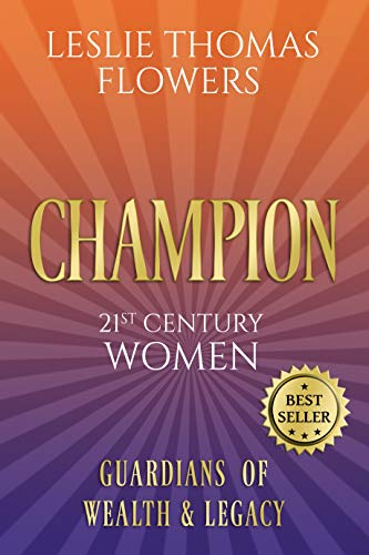 Champion book by Leslie Flowers