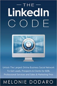 The LinkedIn Code book cover