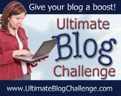 Oh, my. Did I really sign up for The October 2012 Ultimate Blog Challenge?!