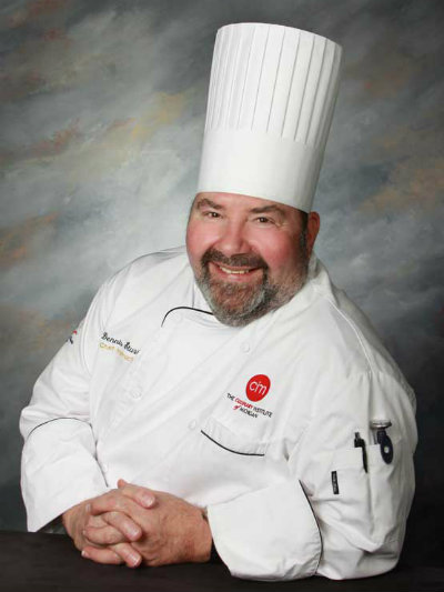 Meet Chef Dennis D. Sturtz on Fast Action Fridays