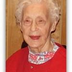 Grandma Aline Davidson at age 100