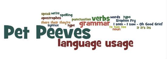 language pet peeves